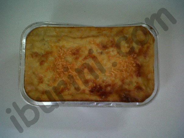 JUAL: Baked Potato