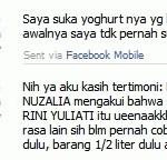 Testimoni dari ibu Ayu dan ibu Nia