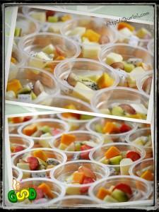 Di jual Salad buah Jakarta
