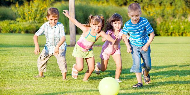 Perkembangan Anak : Lebih Sering Beraktivitas di Luar Rumah Yuk!