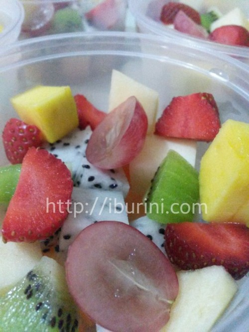 Manfaat Buah Buahan dan Salad Buah