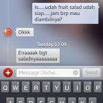 Salad Buah Jakarta