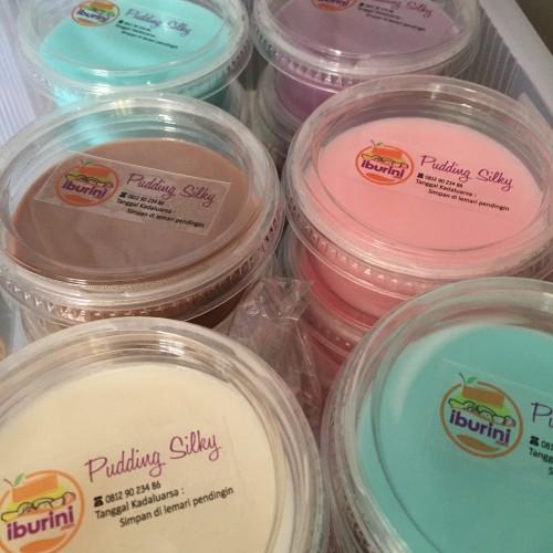 Pudding Silky IbuRini.com Jakarta