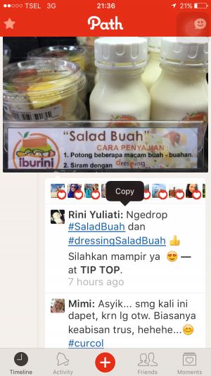 Salad Buah Lezat dan Nikmat